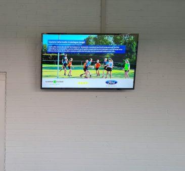 Nieuwe TV!