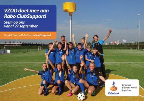 Rabo ClubSupport | Stem op c.k.v. VZOD!