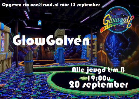 GlowGolfen in Aalsmeer