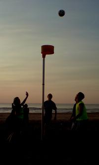 vzod strand korfbal
