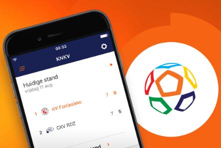 Wil je een andere profielfoto in je KNVK-app?