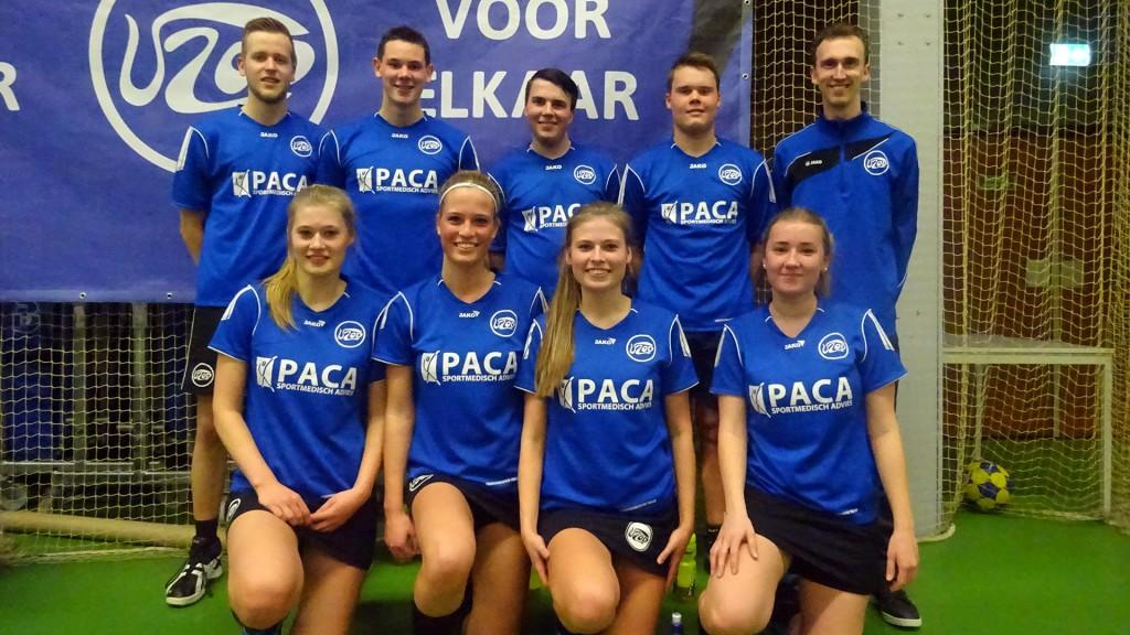 VZOD/PACA junioren zaalkampioen