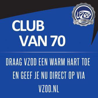 Club van 70